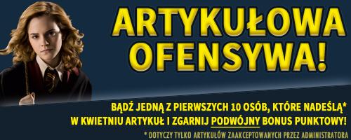 Artyku�owa Ofensywa!