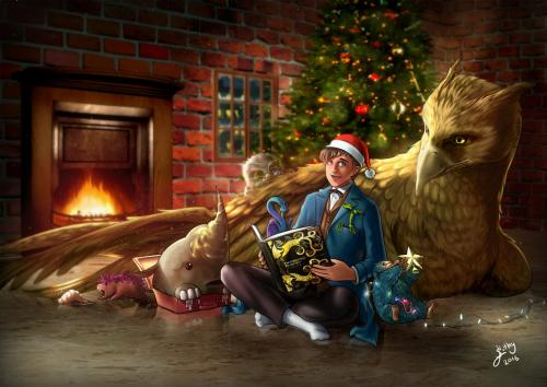 _fan_art_fantastic_beasts_and_their_holiday_by_slothyamphawa-das95p2.jpg