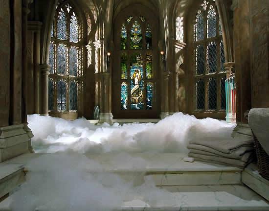 łazienka Prefektów Galerie Zdjęć Harry Potternetpl